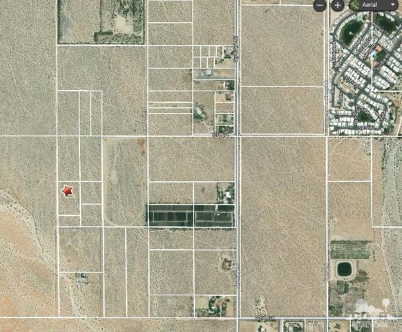 0 Sky Ridge Road, Sky Valley, CA 92241 (MLS #218028858) :: Hacienda Group Inc