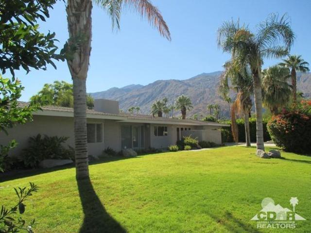 1143 E Via Altamira, Palm Springs, CA 92262 (MLS #218029218) :: Brad Schmett Real Estate Group
