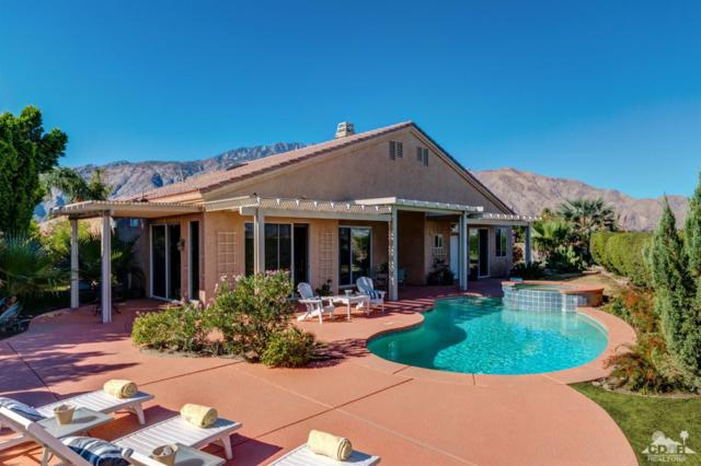 1140 E Via San Dimas Road, Palm Springs, CA 92262 (MLS #218029226) :: The Jelmberg Team
