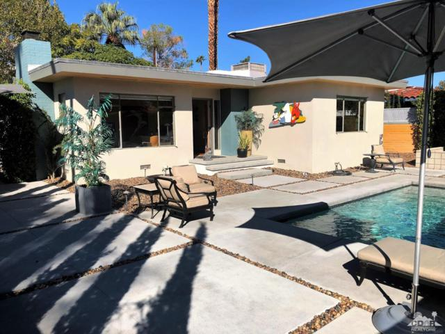 767 N Calle Rolph, Palm Springs, CA 92262 (MLS #218029370) :: Hacienda Group Inc