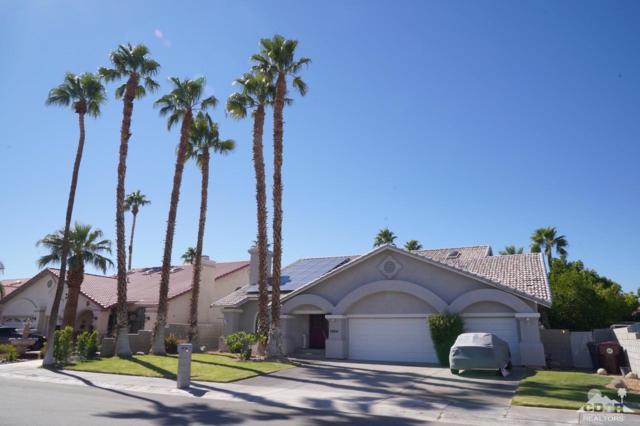 28241 Avenida La Vista, Cathedral City, CA 92234 (MLS #218029398) :: Hacienda Group Inc