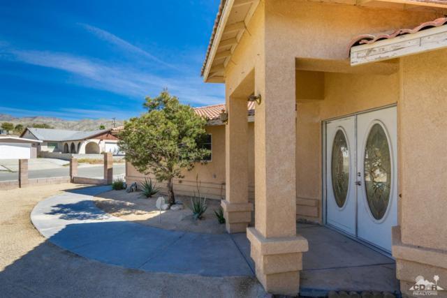 66907 Estrella Avenue, Desert Hot Springs, CA 92240 (MLS #218029454) :: Brad Schmett Real Estate Group