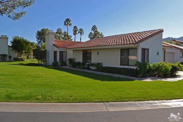 24 Tennis Club Drive, Rancho Mirage, CA 92270 (MLS #218029510) :: The John Jay Group - Bennion Deville Homes