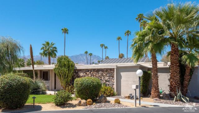 1206 Tamarisk West Street, Rancho Mirage, CA 92270 (MLS #218029562) :: Brad Schmett Real Estate Group