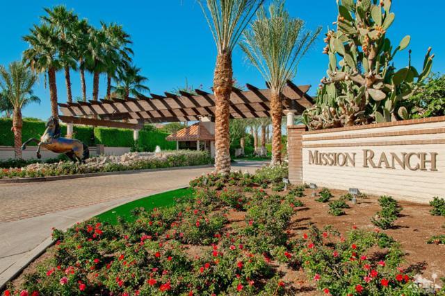 40563 Desert Creek Lane, Rancho Mirage, CA 92270 (MLS #218029578) :: The John Jay Group - Bennion Deville Homes