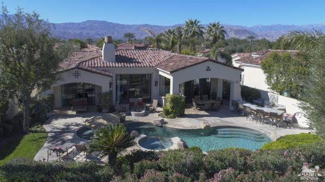 76531 Via Chianti, Indian Wells, CA 92210 (MLS #218029590) :: The Jelmberg Team