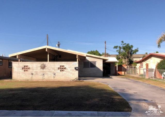 43751 W Circle Drive, Indio, CA 92201 (MLS #218030056) :: Brad Schmett Real Estate Group