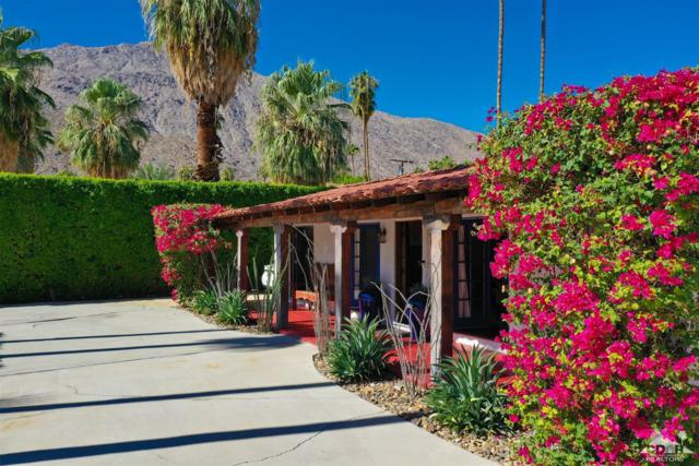146 E Morongo Road, Palm Springs, CA 92264 (MLS #218030374) :: Brad Schmett Real Estate Group