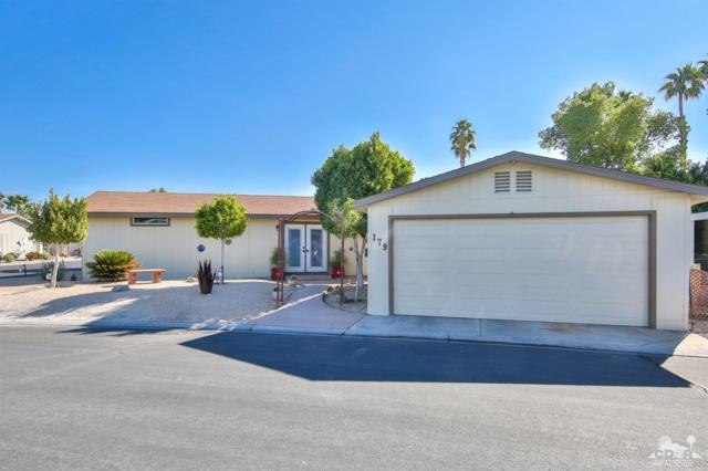 73450 Country Club Drive #179, Palm Desert, CA 92260 (MLS #218030778) :: Deirdre Coit and Associates