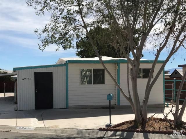 69451 Midpark Drive, Desert Hot Springs, CA 92241 (MLS #218030856) :: Brad Schmett Real Estate Group