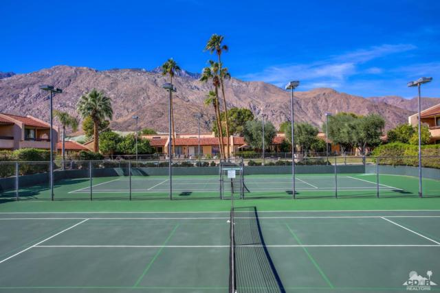 355 N Avenida Caballeros #2, Palm Springs, CA 92262 (MLS #218030886) :: The John Jay Group - Bennion Deville Homes