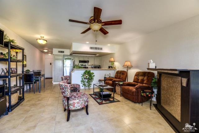 1655 E Palm Canyon Drive E #707, Palm Springs, CA 92262 (MLS #218031266) :: Brad Schmett Real Estate Group
