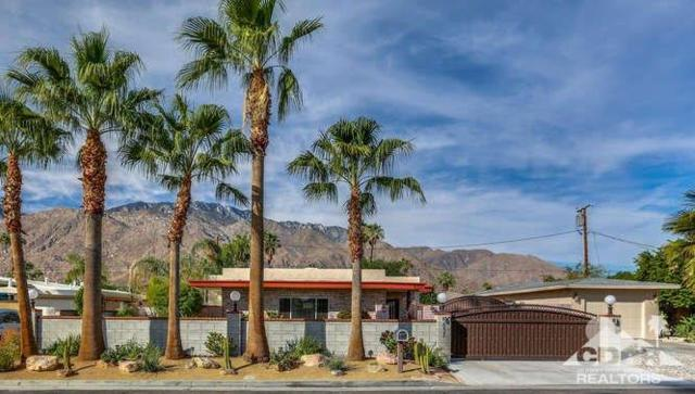 637 N Calle Rolph, Palm Springs, CA 92262 (MLS #218031542) :: Brad Schmett Real Estate Group