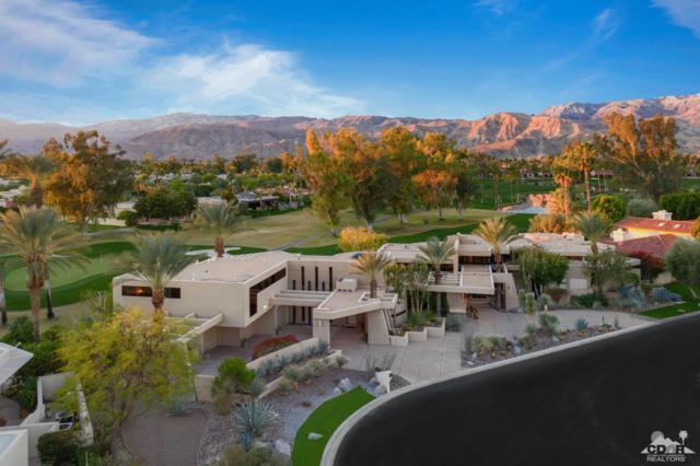 11023 Muirfield Drive, Rancho Mirage, CA 92270 (MLS #218031896) :: The John Jay Group - Bennion Deville Homes