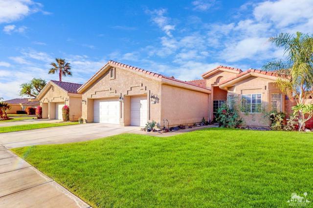 79584 Morning Glory Court, La Quinta, CA 92253 (MLS #218031966) :: The John Jay Group - Bennion Deville Homes