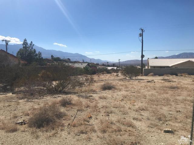 0 Hidalgo, Desert Hot Springs, CA 92240 (MLS #218032042) :: The John Jay Group - Bennion Deville Homes