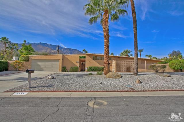 2211 N Starr Road, Palm Springs, CA 92262 (MLS #218032088) :: Brad Schmett Real Estate Group