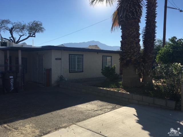 66011 Cahuilla Avenue, Desert Hot Springs, CA 92240 (MLS #218032122) :: Hacienda Group Inc