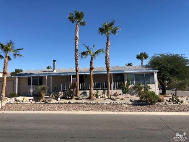 16950 Calle Casita, Desert Hot Springs, CA 92241 (MLS #218032132) :: Hacienda Group Inc