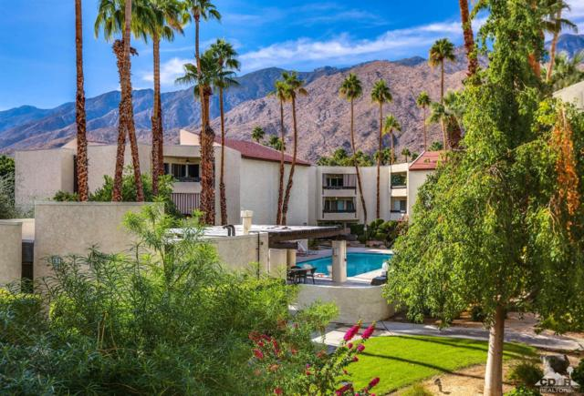 1552 S Camino Real #228, Palm Springs, CA 92264 (MLS #218032300) :: Hacienda Group Inc