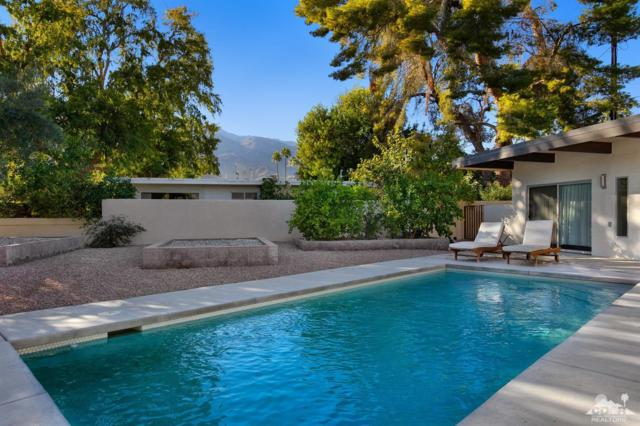 2120 E Paseo Gracia, Palm Springs, CA 92262 (MLS #218032510) :: Brad Schmett Real Estate Group