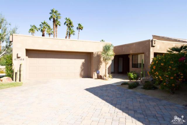 47760 Quercus Lane, Palm Desert, CA 92260 (MLS #218032522) :: Brad Schmett Real Estate Group