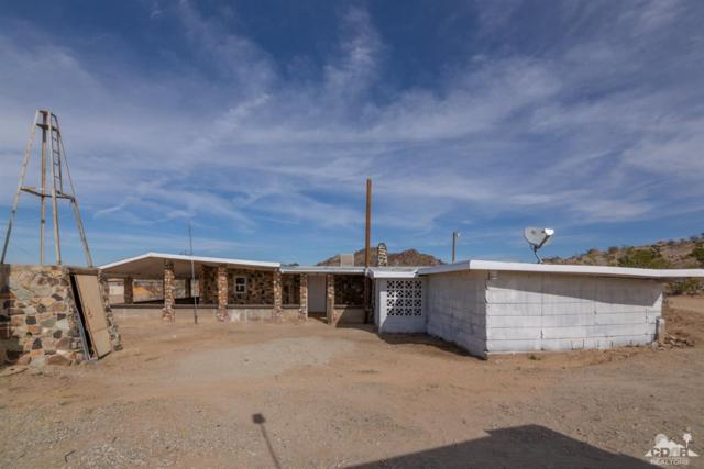 80053 Indian, 29 Palms, CA 92277 (MLS #218032532) :: The John Jay Group - Bennion Deville Homes