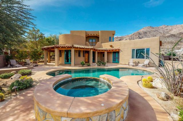 71487 Painted Canyon Road, Palm Desert, CA 92260 (MLS #218032658) :: The Sandi Phillips Team