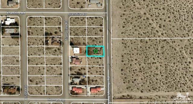 0 Little Morongo Road, Desert Hot Springs, CA 92240 (MLS #218032816) :: Brad Schmett Real Estate Group