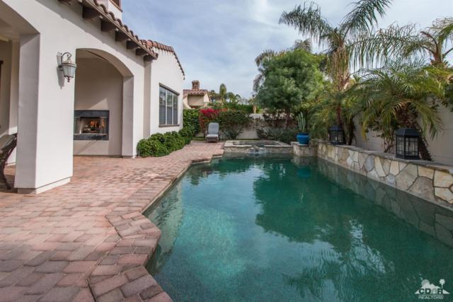 80689 Via Glorieta, La Quinta, CA 92253 (MLS #218032870) :: The Jelmberg Team
