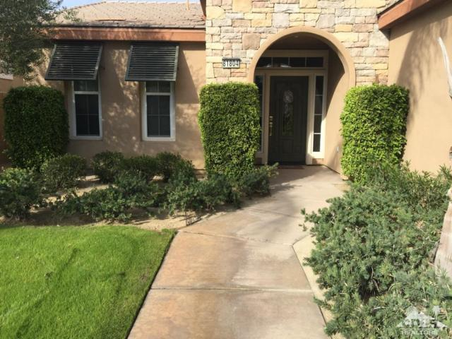 81804 Daniel Drive, La Quinta, CA 92253 (MLS #218032990) :: The Jelmberg Team