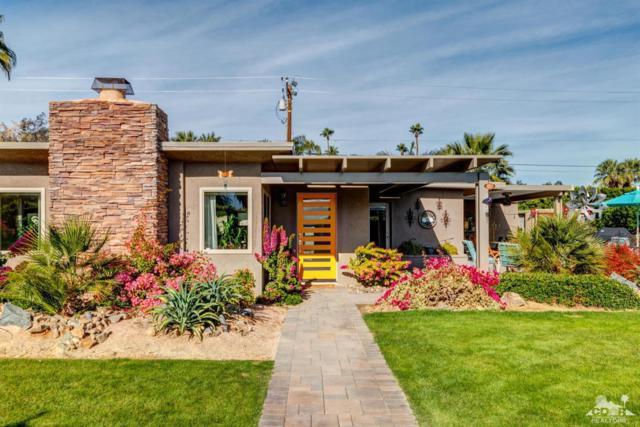 1590 E Paseo El Mirador, Palm Springs, CA 92262 (MLS #218033170) :: Brad Schmett Real Estate Group