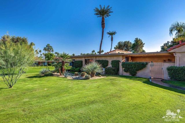 8 La Cerra Circle, Rancho Mirage, CA 92270 (MLS #218033232) :: The John Jay Group - Bennion Deville Homes