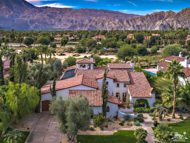 55495 Medallist Drive, La Quinta, CA 92253 (MLS #218033242) :: Brad Schmett Real Estate Group