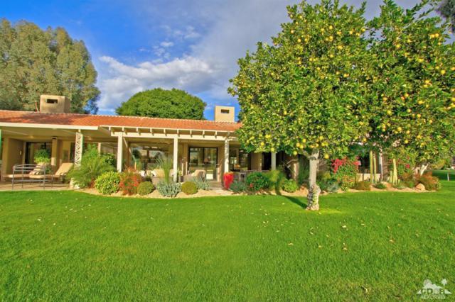 559 Desert West Drive, Rancho Mirage, CA 92270 (MLS #218033506) :: The John Jay Group - Bennion Deville Homes