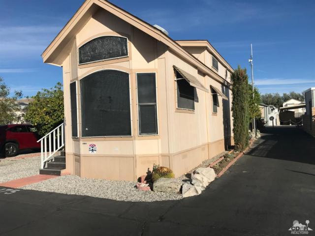 70205 Dillon Road #175, Desert Hot Springs, CA 92241 (MLS #218033674) :: Deirdre Coit and Associates