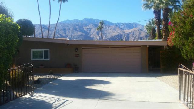 1270 Pasatiempo Road, Palm Springs, CA 92262 (MLS #218033710) :: Brad Schmett Real Estate Group