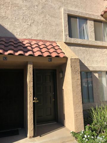 82567 Ave 48 #91, Indio, CA 92201 (MLS #218033964) :: Hacienda Group Inc