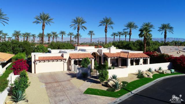 74930 N Cove Drive, Indian Wells, CA 92210 (MLS #218033998) :: Hacienda Group Inc