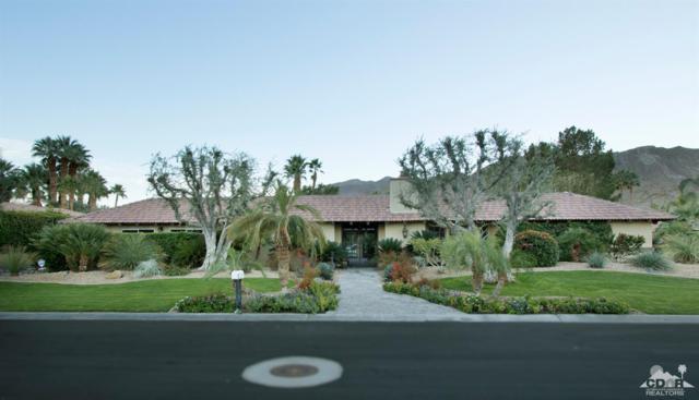 71155 N Thunderbird Terrace, Rancho Mirage, CA 92270 (MLS #218034022) :: Brad Schmett Real Estate Group