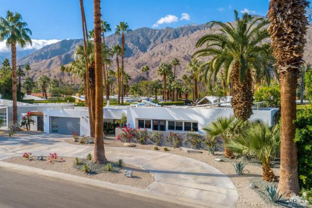 1861 S Navajo Drive, Palm Springs, CA 92264 (MLS #218034070) :: Brad Schmett Real Estate Group