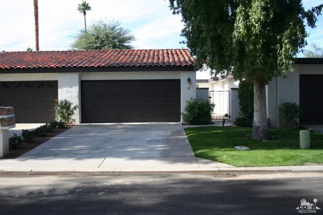 29 Juan Carlos Drive, Rancho Mirage, CA 92270 (MLS #218034210) :: The John Jay Group - Bennion Deville Homes