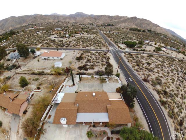 49296 Vista Drive, Morongo Valley, CA 92256 (MLS #218034222) :: Hacienda Group Inc