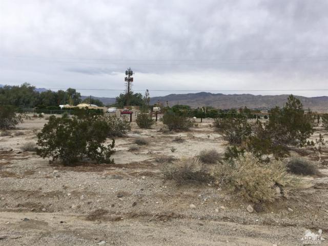0 El Serape Trail, Desert Hot Springs, CA 92241 (MLS #218034484) :: Hacienda Group Inc