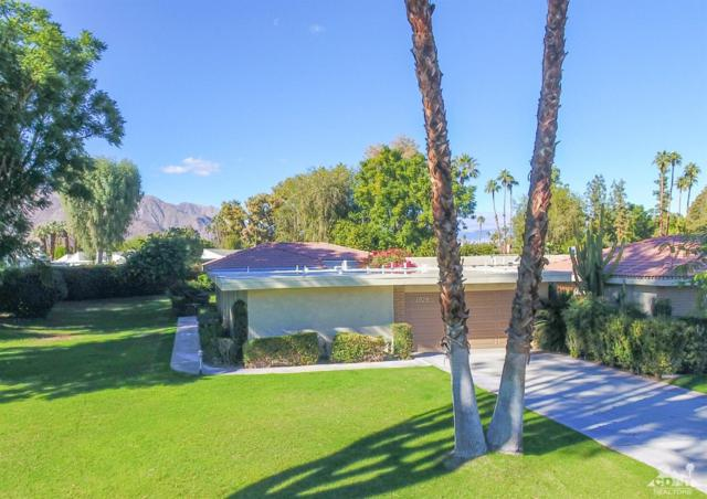 1029 W Oakcrest Drive, Palm Springs, CA 92264 (MLS #218034528) :: The Sandi Phillips Team