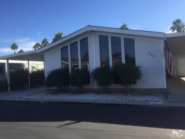 218 Settles Drive Drive, Cathedral City, CA 92234 (MLS #218034754) :: Hacienda Group Inc