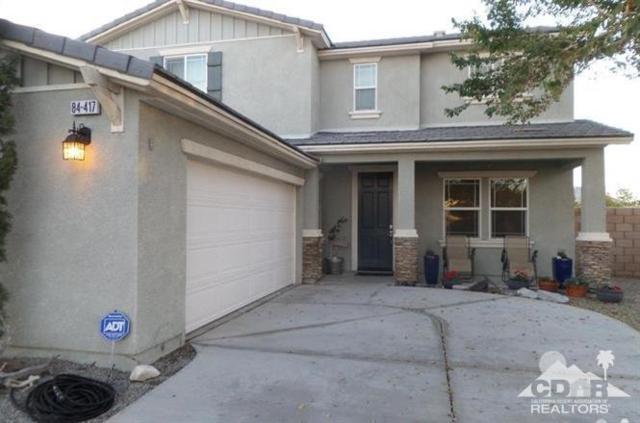84417 Indigo Court, Coachella, CA 92236 (MLS #218034906) :: Hacienda Group Inc