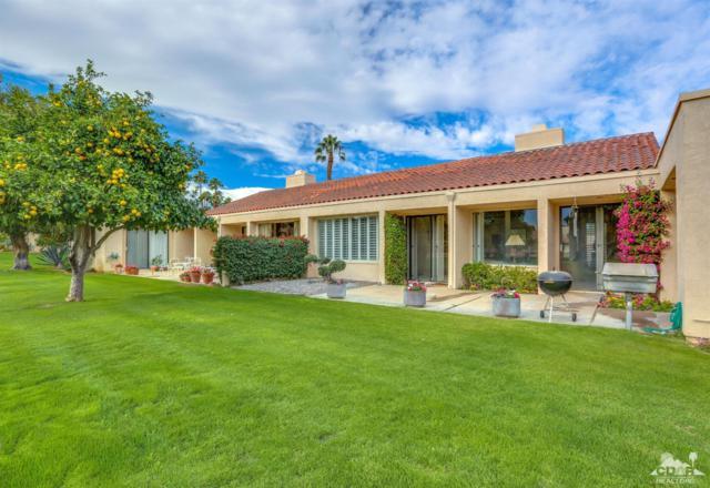 617 Desert West Drive, Rancho Mirage, CA 92270 (MLS #218034946) :: The John Jay Group - Bennion Deville Homes
