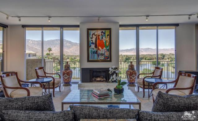 900 Island Drive #704, Rancho Mirage, CA 92270 (MLS #218034970) :: The John Jay Group - Bennion Deville Homes