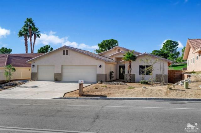 8751 Clubhouse Boulevard, Desert Hot Springs, CA 92240 (MLS #218035048) :: The Sandi Phillips Team
